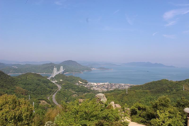 白滝山から見る絶景